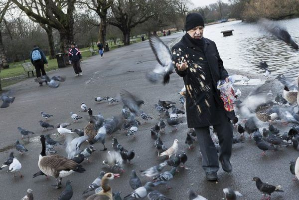 Londres hombre